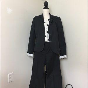 JCrew City-fit suit jacket and pants.